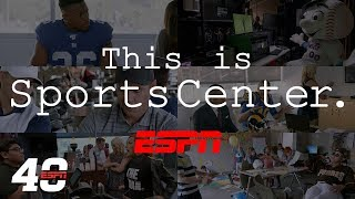 All New 'this Is Sportscenter' Commercials (2019) | Espn Archive
