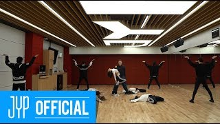 "박진영 (J.Y. Park) ""FEVER (Short Ver.)"" Dance Practice Video"
