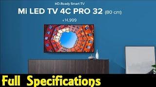 MI LED 4C PRO 32 | 32 inch TV | Smart TV | Android TV | Hindi