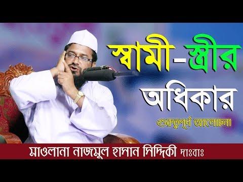 Bangla Waz 2018 Maulana Nazmul Hasan Siddiki Islamic Waz 2018