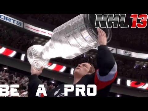 NHL 13 Be A Pro Part 136 (Mr Universe)
