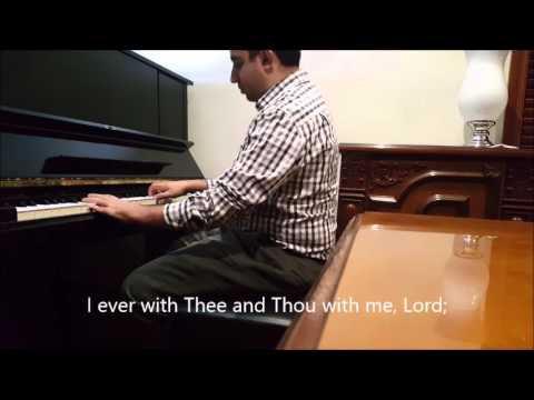 Be thou My vision Piano with lyrics