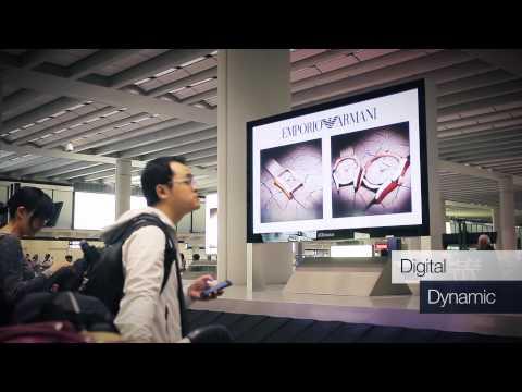 JCDecaux Transport (Hong Kong): Advertising at Hong Kong International Airport Corporate Video
