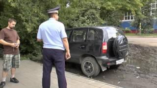 Брянский ДПС - Замес на Транспортной ( ФИНАЛ )