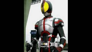 Kamen Rider FAIZ/555   sound effect/ringtone-exceed charge