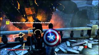 Captain America: Super Soldier - Ending