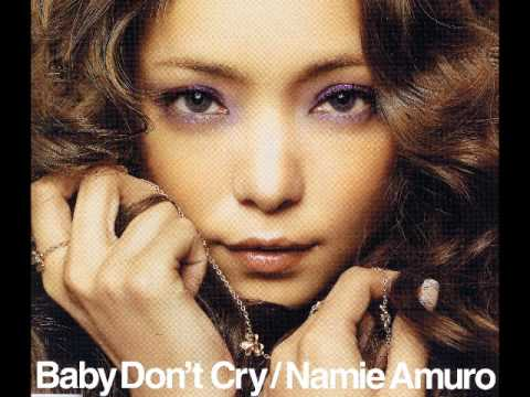 Baby Don't Cry 安室 奈美恵 Cover