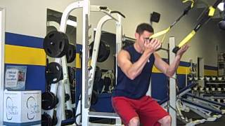 TRX Squats/Single Leg/Step Side Lunge Series - ActivEdge Fitness in Durham, NC Personal Trainer