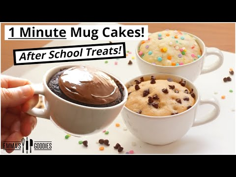 1-minute-microwave-mug-cake-recipes-|-3-back-to-school-treats!