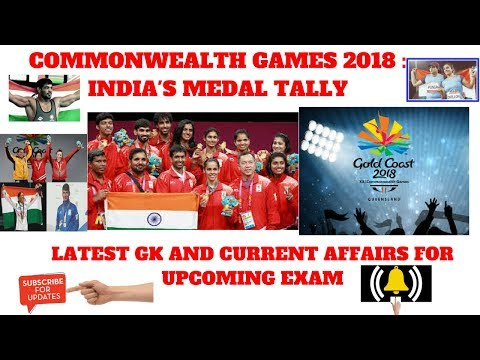 cwg-2018-::-commonwealth-games-2018-:-india's-medal-tally