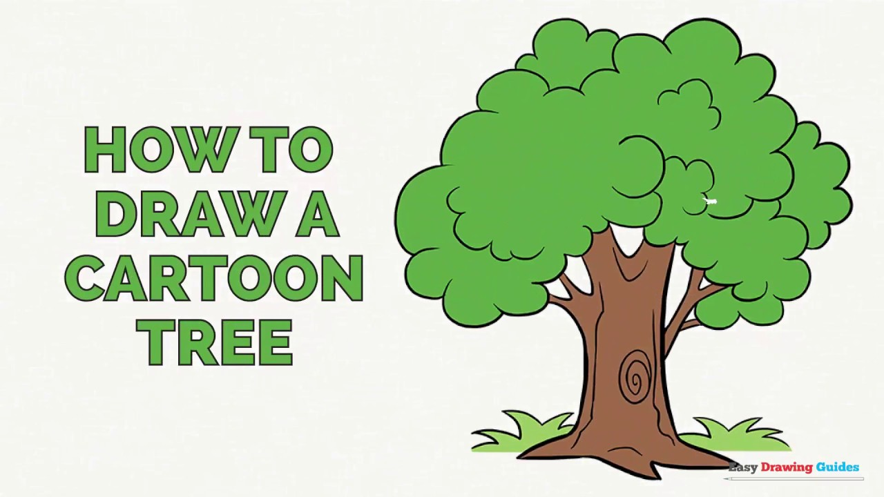 How To Draw A Cartoon Tree In A Few Easy Steps Drawing Tutorial For Kids And Beginners Youtube Tree cartoon 1 of 2383. how to draw a cartoon tree in a few easy steps drawing tutorial for kids and beginners