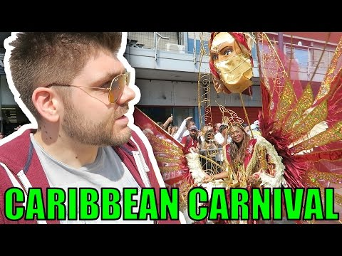 Caribbean Carnival Leicester | #TOD VLOG