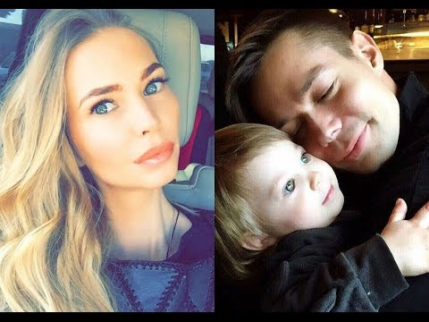Стас Пьеха ушел от жены - модели из Санкт-Петербурга Натали Горчаковой.