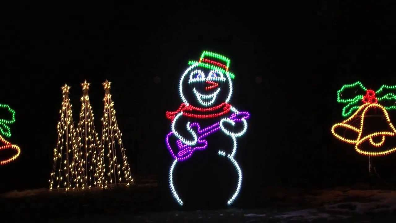 Christmas Light Controller With Music