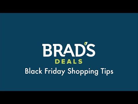 Black Friday Shopping Tips Brad S Deals Youtube