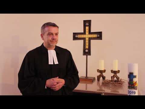 Videoandacht Karfreitg 2020 Evangelische Kirche Maintal - Bischofsheim