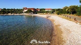 beach Denka, Lovište, Croatia