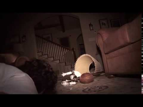 paranormal activity 3 ending scene youtube