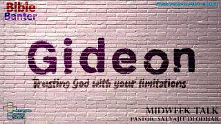 61) Bible Banter - Gideon - Pastor Satyajit Deodhar