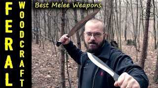 Top 3 Melee Weapons for the Zombie Apocalypse