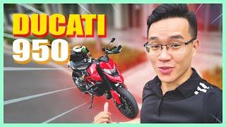 PKL - Xe mới nhất của Ducati tại Việt Nam (The Ducati Hypermotard 950 riding experience)