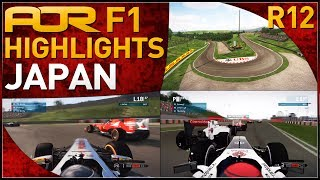 F1 2013 | AOR F1: S7 Round 12 - Japanese Grand Prix (Official Highlights)