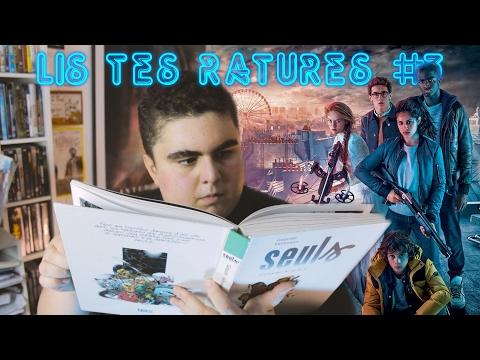 LIS TES RATURES #03 : SEULS