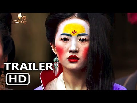 Mary the Web Girl - Disney Releases Live Action Mulan Trailer