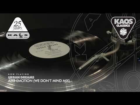 Urban Dreams - Ams Emotion (We Don`t Mind Mix)