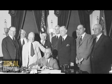 Why the Right Should Support the Return of Glass-Steagall