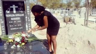 Teopolina Gongaleni Maharero funeral