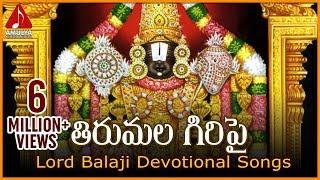Lord Balaji Telugu Devotional Songs | Tirumala Giri Pai Song | Amulya Audios And Videos