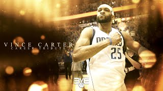VINCE CARTER CAREER TRIBUTE MIX - ''Half man, half amazing''