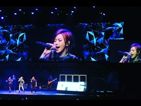 孫燕姿 Stefanie Sun YanZi - Sometimes Love Just Ain't Enough (Live) @Singapore KPMG 75th Anniversary