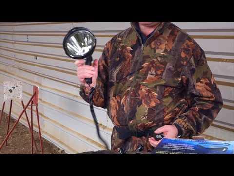 Clulite Trailblaser 4000 Handheld Lamp Review