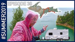 Michigan Part 1: The Upper Peninsula - #SUMMER2019 Episode 38.1