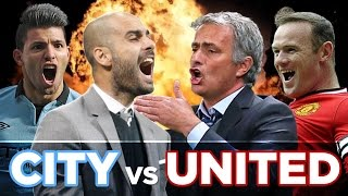 Video Gol Pertandingan Manchester City vs Manchester United