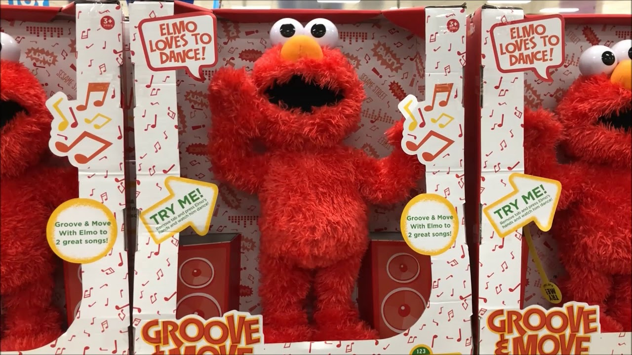 1d50a59a9ca28 Groove   Move Elmo Toy - YouTube