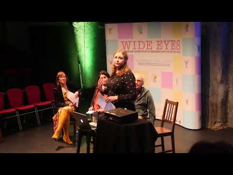 Creative Europe Panel Discussion - Wide Eyes, Galway 2018