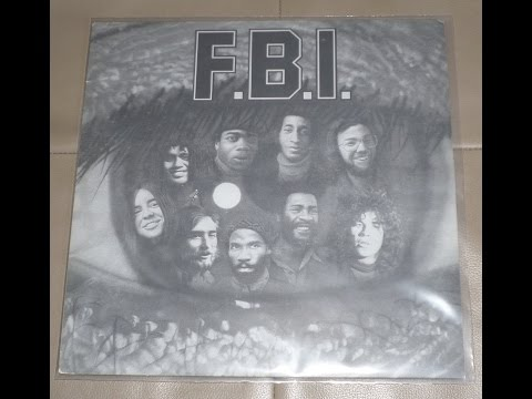 F.B.I. - Let Me Love You