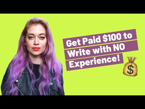 7 FREELANCE WRITING JOBS ONLINE FOR BEGINNERS ($100+!) | Get Paid To Write!
