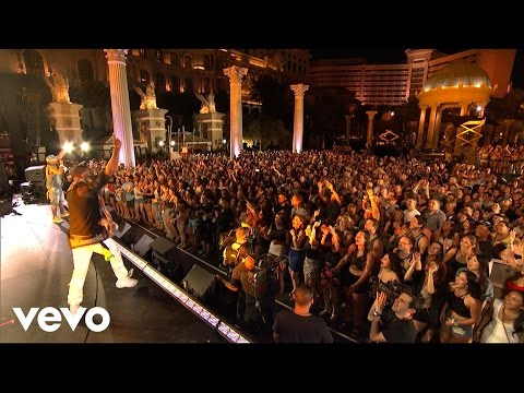 Shaggy - Luv Me, Luv Me (Live on the Honda Stage at the iHeartRadio Summer Pool Party)