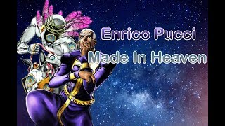 Enrico Pucci - Made In Heaven (JJBA Musical Leitmotif)