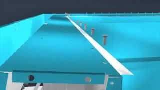 YUBEL INŽINJERING - Predfabrikovana bazenska školjka(, 2015-02-09T08:08:47.000Z)