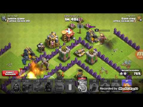 Clach of clans #2 mit berlin gamer