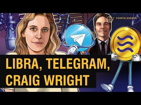 Bitcoin, Gram, China - Libra, Libra, Libra! | Crypto News