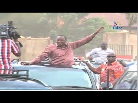 Mystery of President Uhuru Kenyatta's cancelled tours