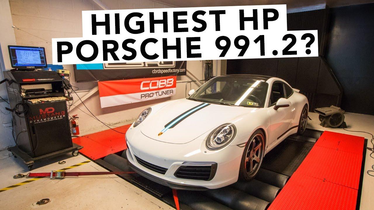 Porsche 911 9912 Carrera Makes How Much Power