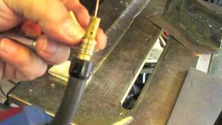 How to Mig Weld - Down and Dirty Tips(http://www.weldingtipsandtricks.com/how-to-mig-weld.html This How to Mig Weld Vid is meant to be a jump start for anyone who wants to learn. Mig welding is ..., 2011-04-28T00:04:48.000Z)
