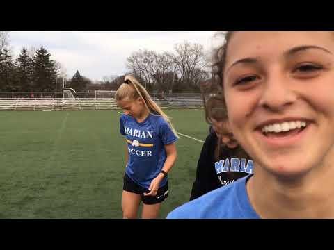 Meet the 2018 Bloomfield Hills Marian girls soccer team
